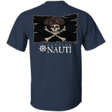 T-shirt - Jolly Roger -  Cotton T-Shirt