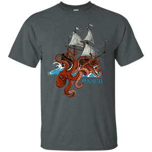 T-shirt - Kraken - Cotton T-Shirt