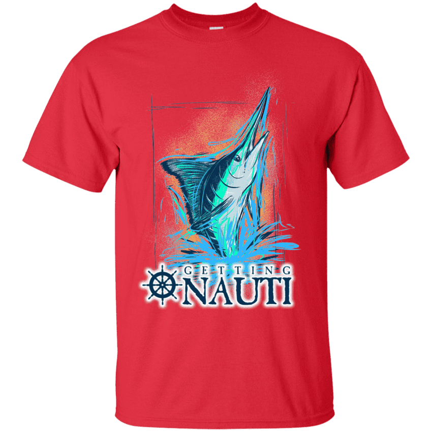 T-shirt - Marlin - Cotton T-Shirt