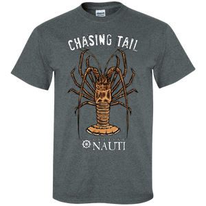 T-Shirts - Chasing Tail - Cotton T-Shirt