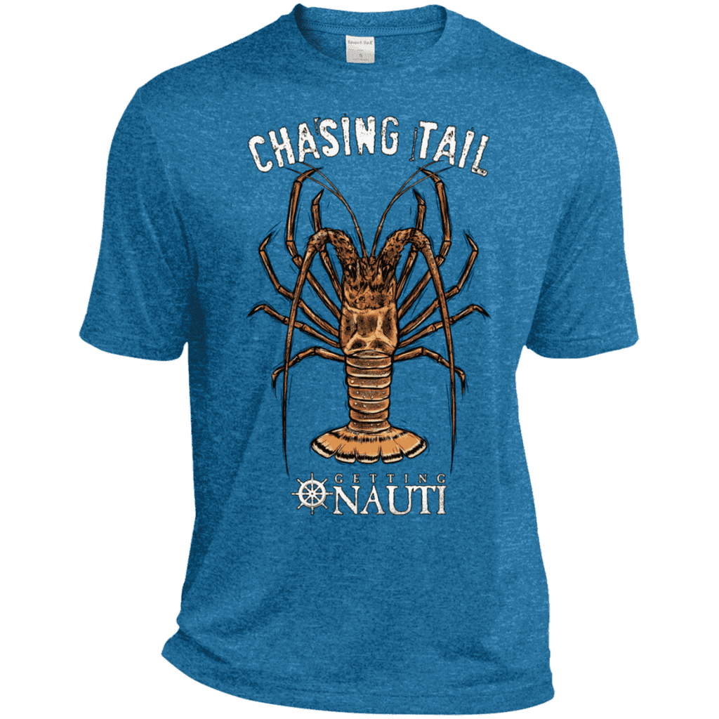 T-Shirts - Chasing Tail - Dri-Fit Moisture-Wicking T-Shirt
