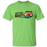 T-Shirts - Hippie Bus - Cotton T-Shirt