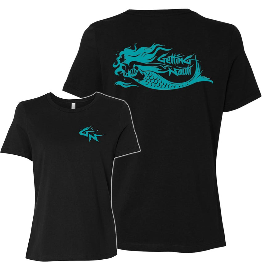 T-Shirts - Ladies' Mermaid Relaxed Jersey T-Shirt