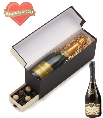 Romantic Champagne and Truffles Valentine Hamper