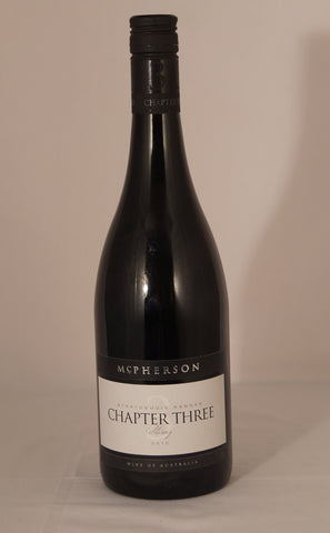 "2010 McPherson Chapter Three Shiraz <span style=""font-size:72%;"">(A1412)</span>"