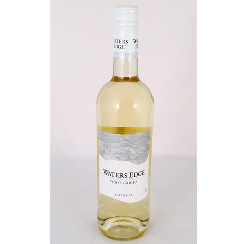 Pinot Grigio Waters Edge White, Australia