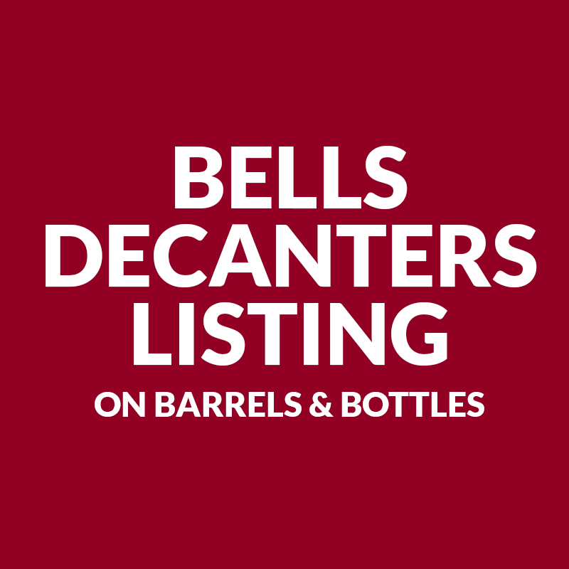 Bell's Decanters Ad Space