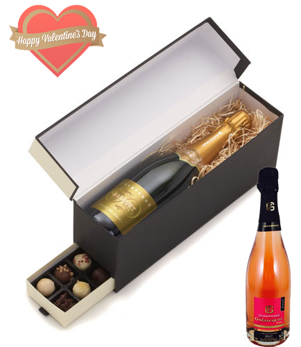 Fabulous Rose and Truffles Valentine Hamper