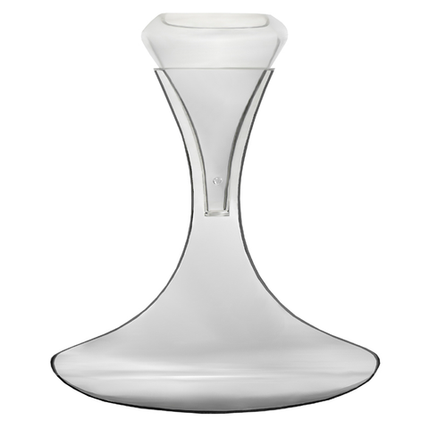Aerator Set, Decanter with Glass Aerator