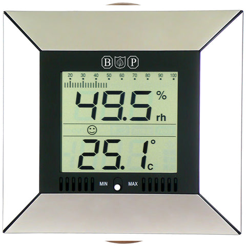 Cellar Thermometer / Hygrometer, Electronic