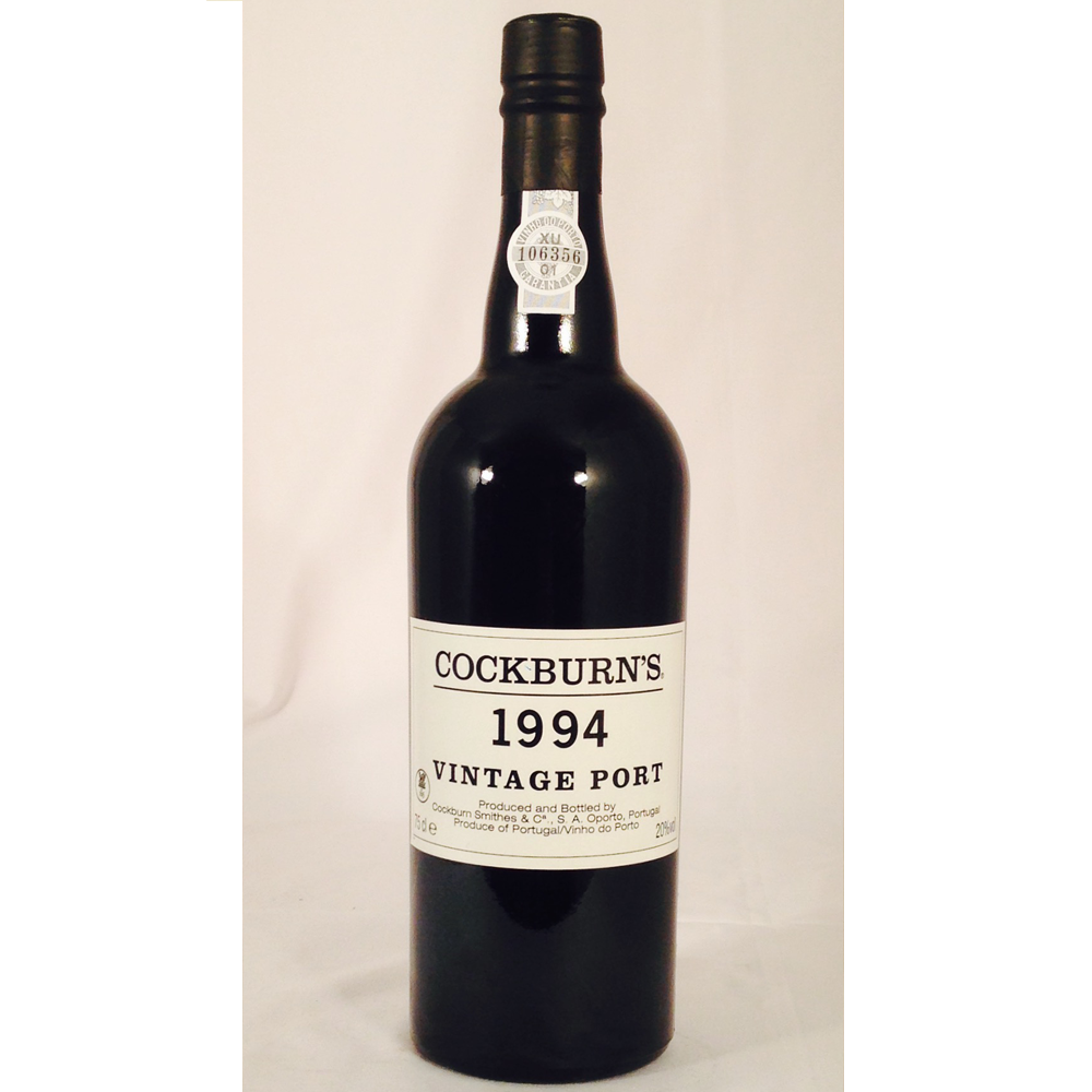 1994 Cockburns Vintage Port