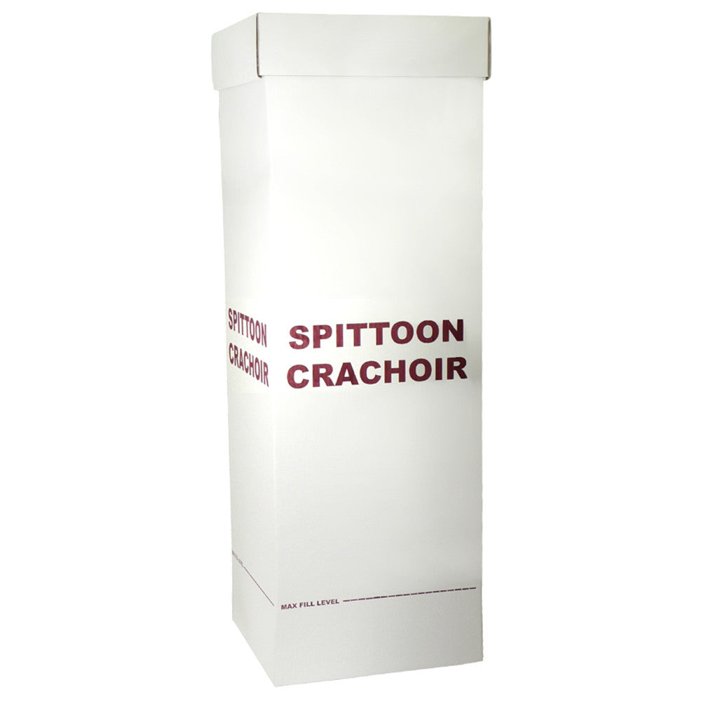 Disposable Spittoon