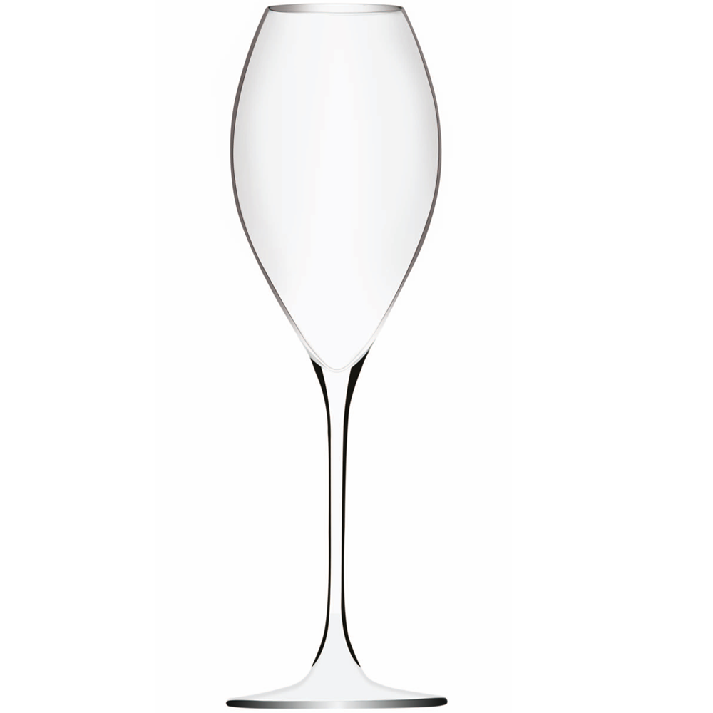 Jamesse Initial Champagne Flute 30cl