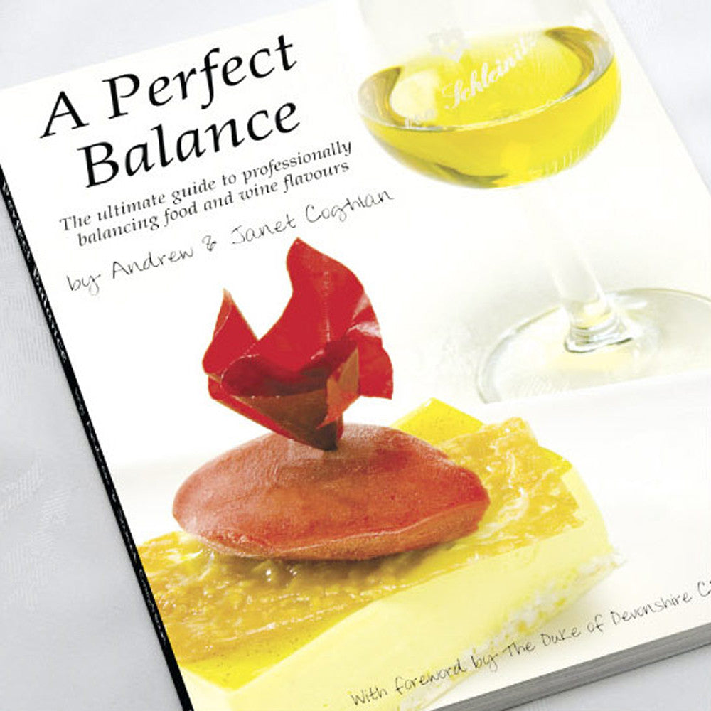 A Perfect Balance, Food and Wine Book