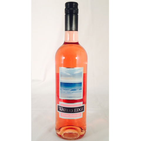 Waters Edge Zinfandel, Californian Rosé