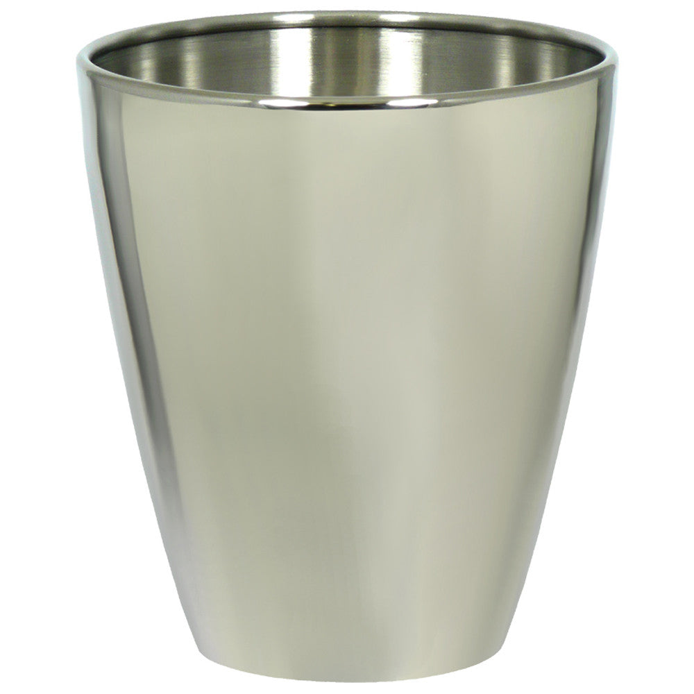Wine Bucket, Tulipe, Stainless Steel