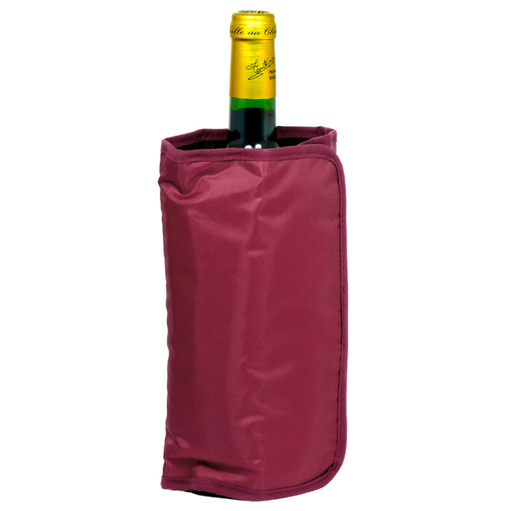 Wine Cooling (and Warming) Jacket, Burgundy