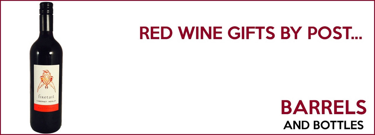 Red wine Gifts by Post