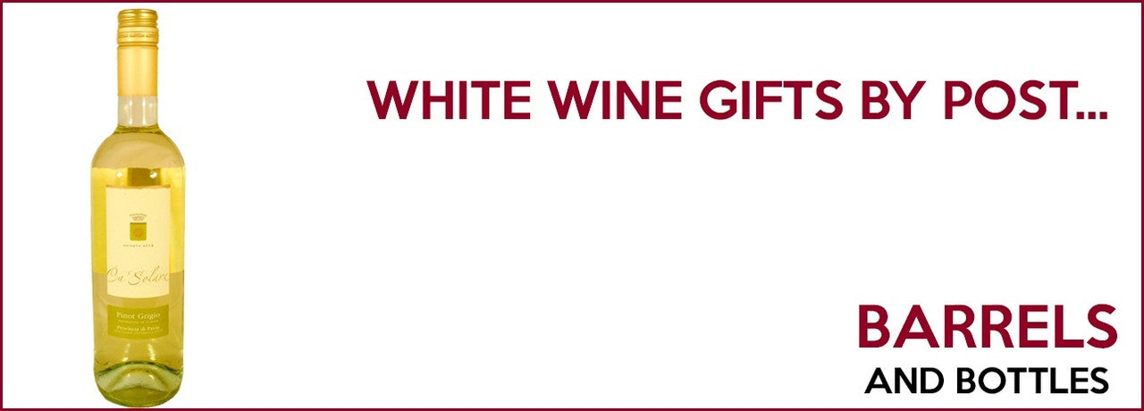 White Wine Gifts by Post