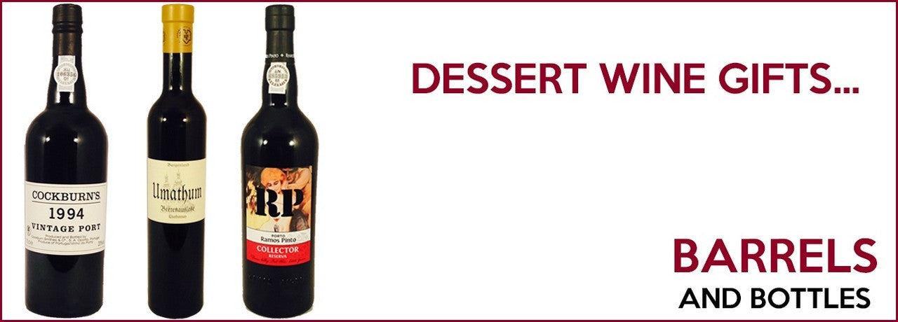 Dessert Wine Gifts by Post