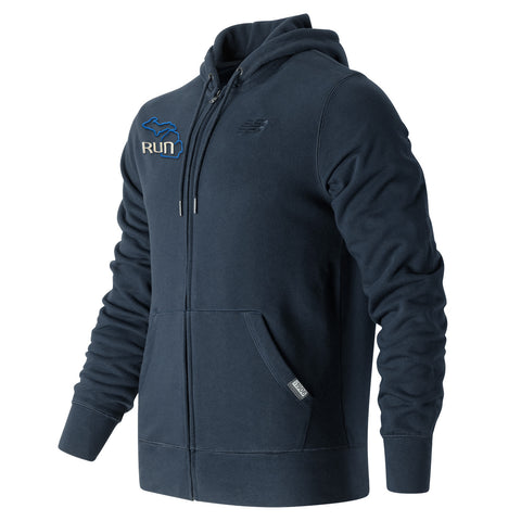 2016 Classic Full Zip Hoody Run NV