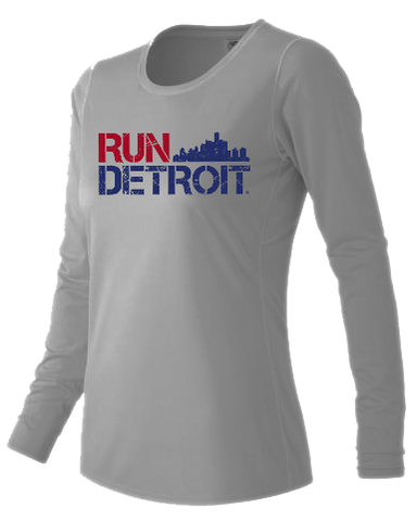 2017 LS Tech Run Detroit (Women's Size Large)