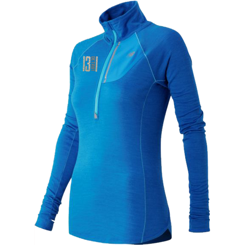 2016-2017 13.1 W Perf Merino 1/2 Zip - SON (Women's)