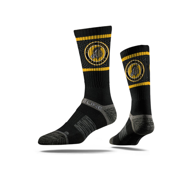 Wantagh  Black   Socks