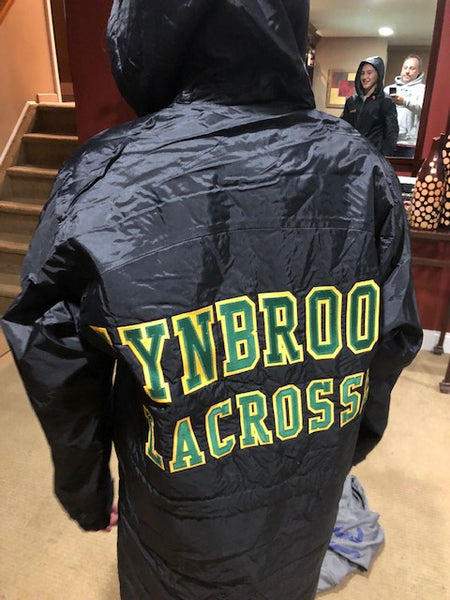 NEW LYNBROOK LONG AND WARM JACKET