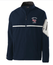 HOLLOWAY JACKET W/ LEFT CHEST LOGO