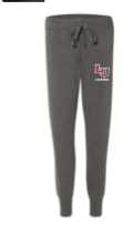 Badger Performance Fleece Joggers with logo
