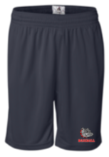 Hewlett Baseball Navy Shorts w/ Logo