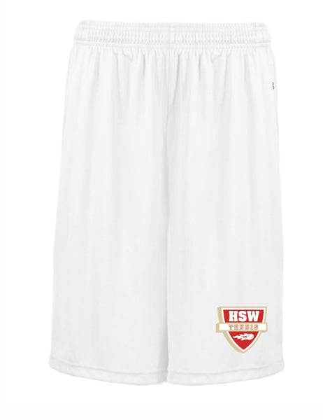 BADGER SHORTS  WITH LOGO