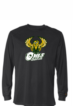 2021  LYNBROOK WRESTLING DRI FIT  LONG SLEEVE SHIRTS