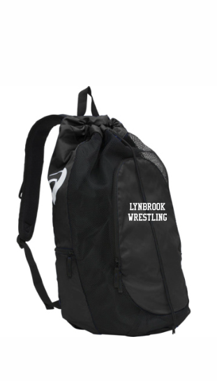 WRESTLING BACKPACKS