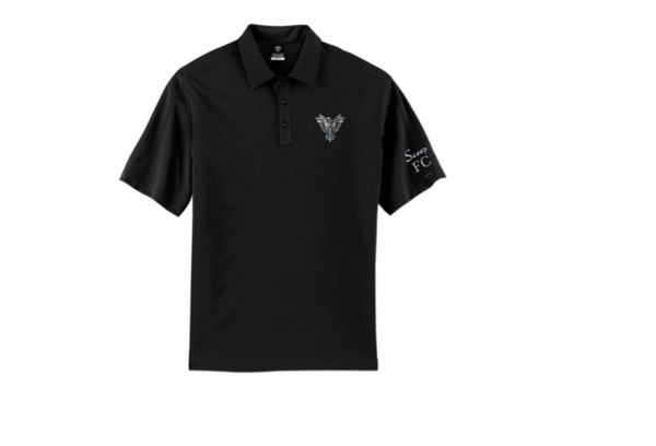 FOUNDER'S CLUB NIKE TECH SPORT DRI-FIT POLO W/ EMBROIDERY