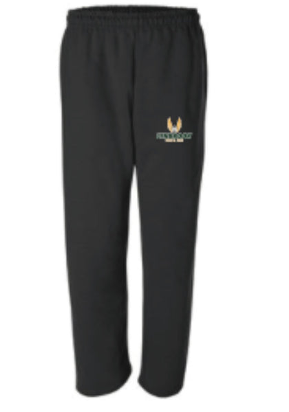 UNDER ARMOUR EMBROIDERED JOGGER PANTS