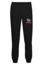 Hewlett Baseball Navy  Badger Performance Fleece Joggers