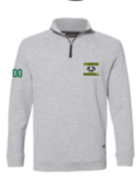 Lynbrook Baseball 1/4 Oxford  w/ logo embroidered