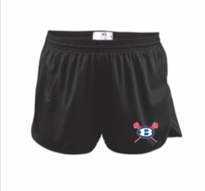 BADGER SHORTS W/ LOGO LEFT LEG