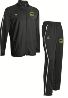 RUSSELL GAMEDAY WARMUP SUIT W/ G7 LOGOS
