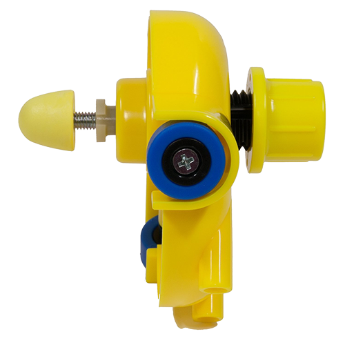 Bearing assembly XLRG silent spinner