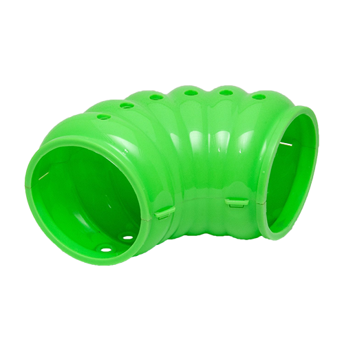 Elbow Flo Green (contains 2 pieces)