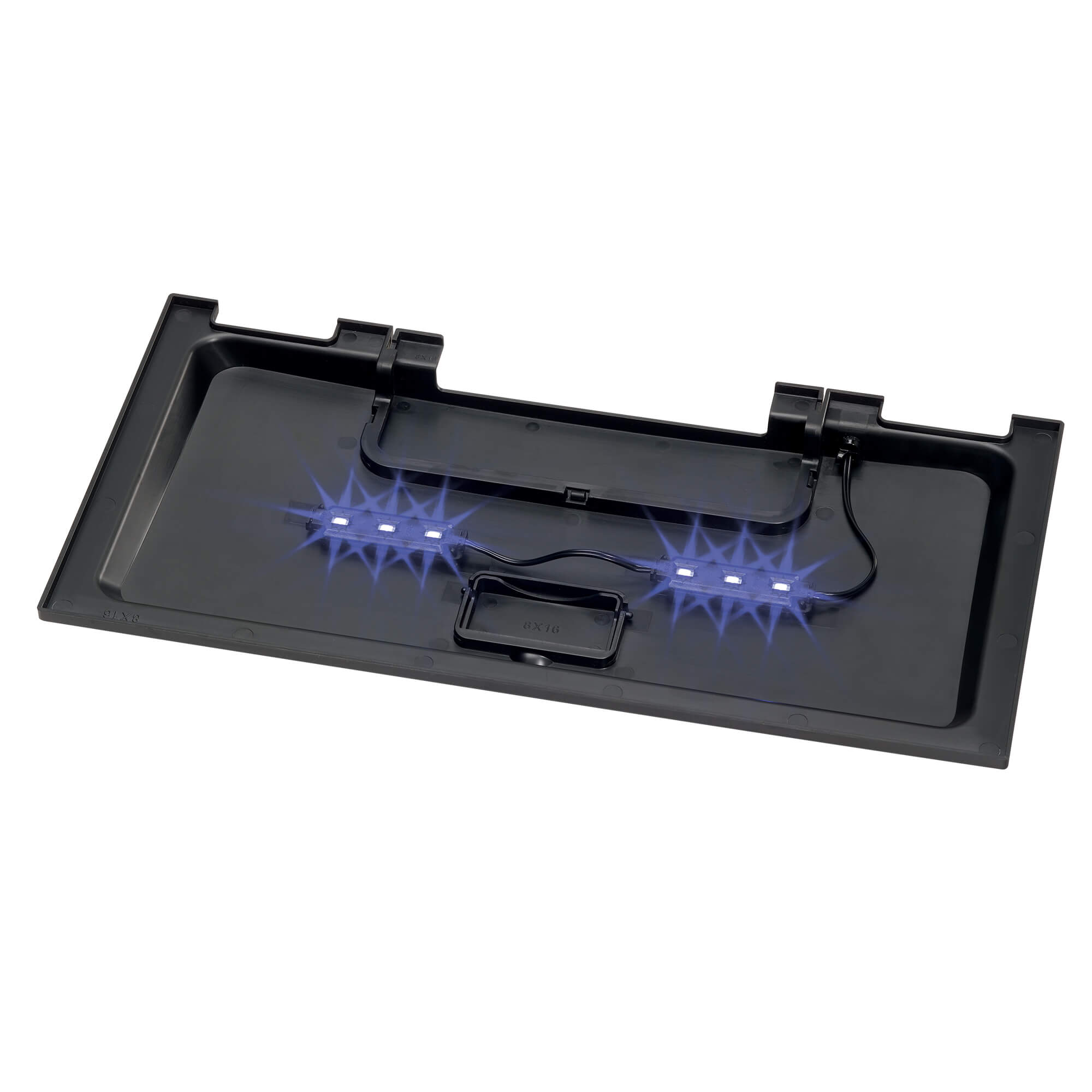 Aqueon NeoGlow 5.5G LED Hood and Power Adapter