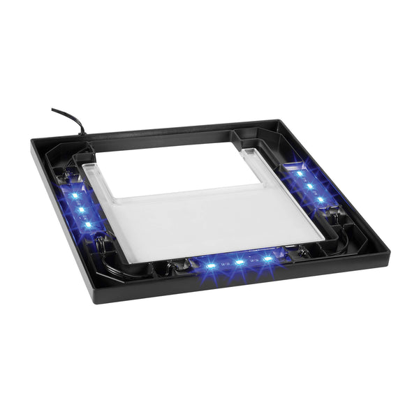 Aqueon NeoGlow 7.5G LED Hood and Power Adapter