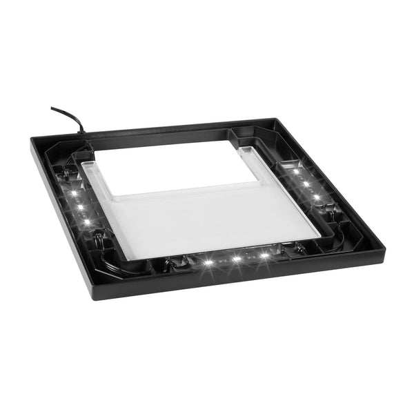 AQUEON 7.5G LED HOOD AND POWER ADAPTER