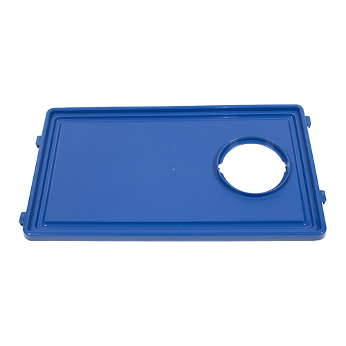 "Shelf 17"" Blue w/ Opening - Item No. 500502494"