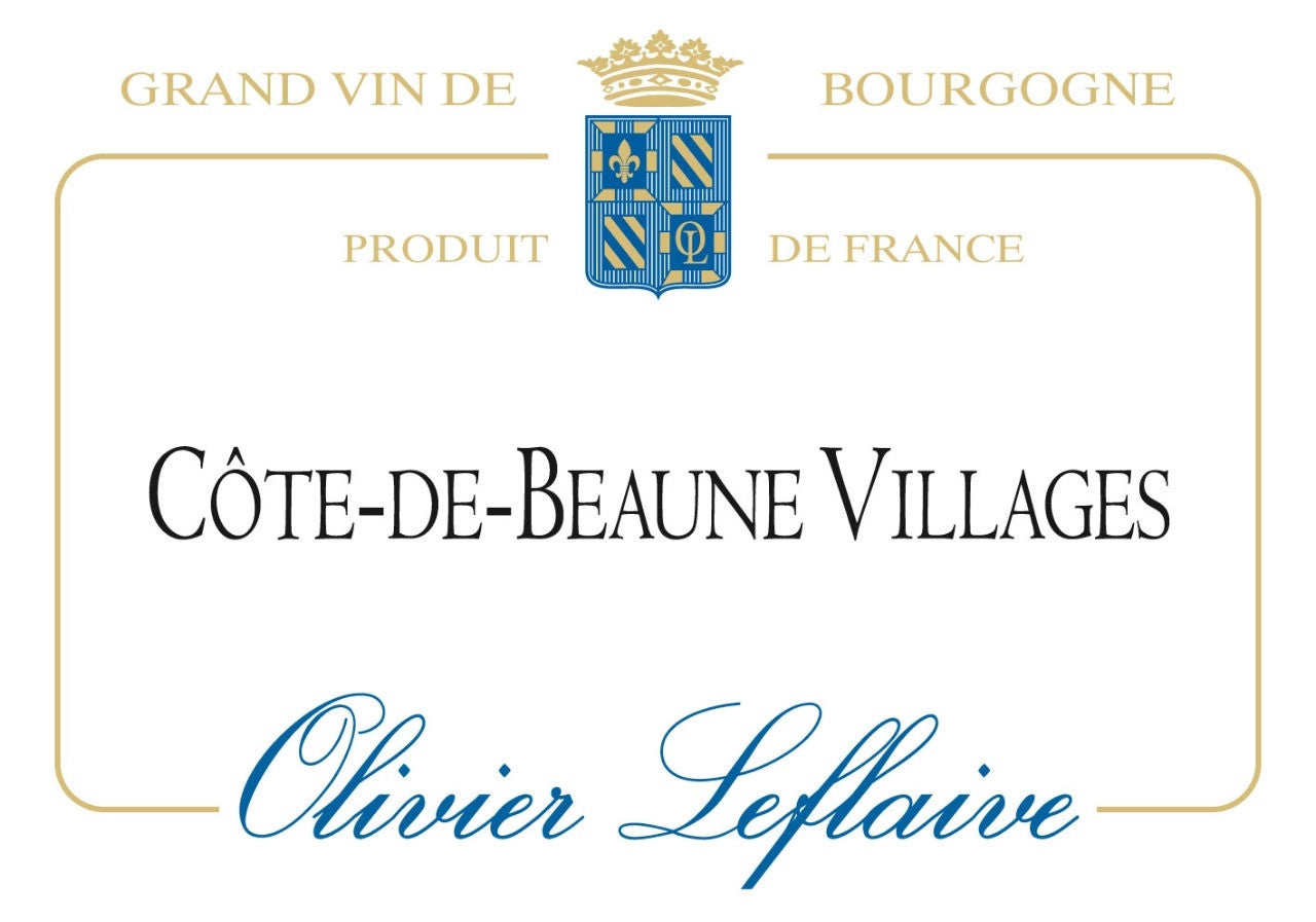 CÔTE-DE-BEAUNE Villages 2019