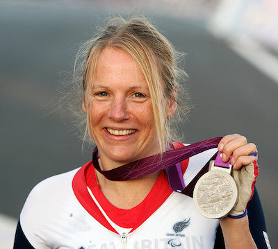 Paralympic Gold Medallist Karen Darke Wins on Airospring Cushion