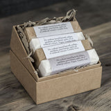 Dartmoor Goat's Milk & Sandalwood (set of 4)